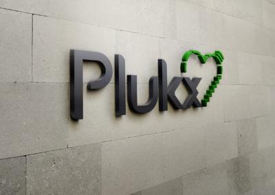 Logo Plukx