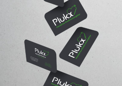 Visitenkaartje Plukx